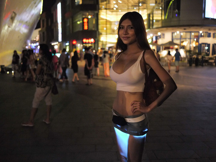 юбка с подсветкой 10