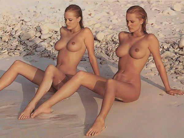 обнажённые девчонки 2