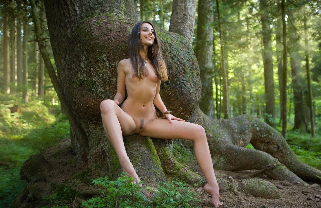 Dryad nude anime photos
