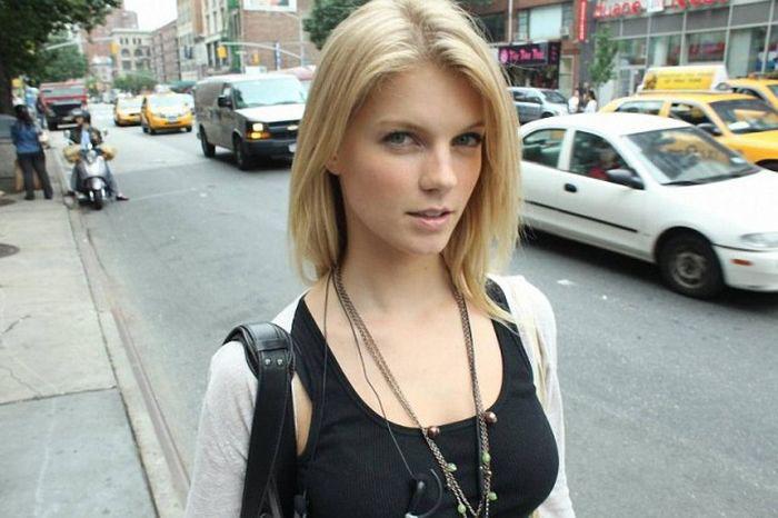 красивые скандинавские девушки фото