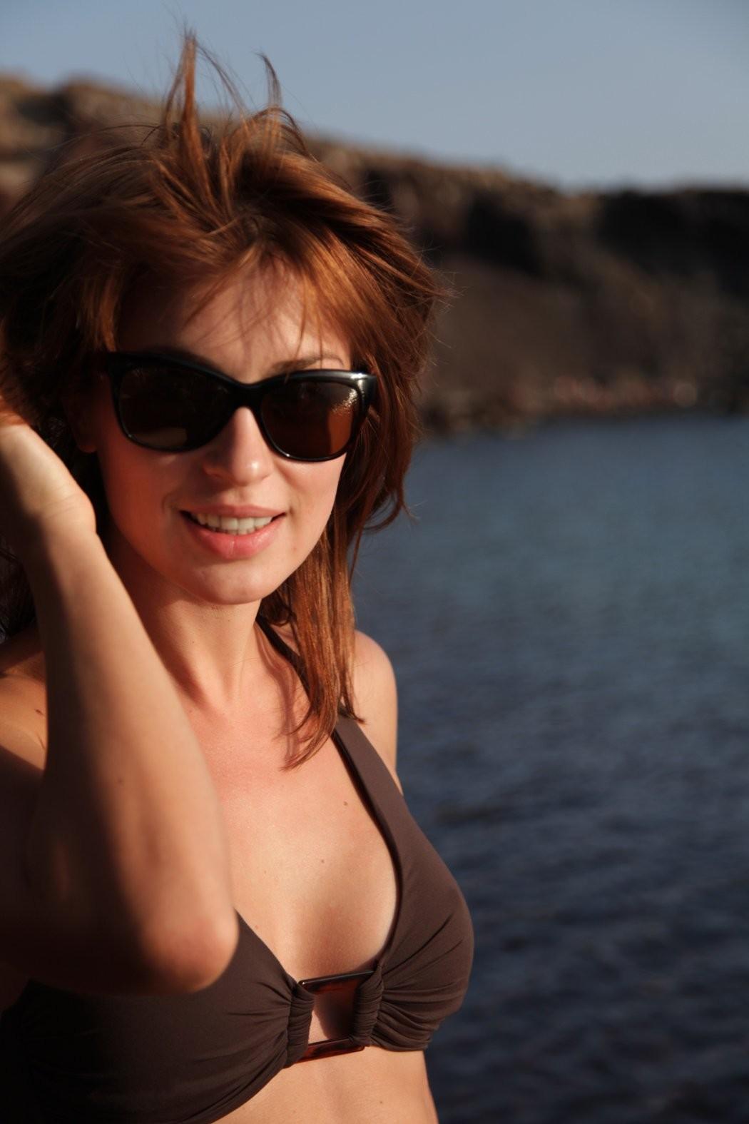 Эротическое фото телеведущий анны кастеровой 5 фотография