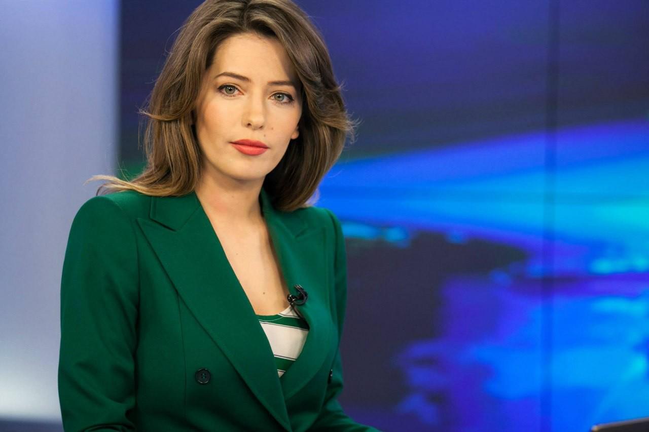 Красивые девушки телеведущие россии фото