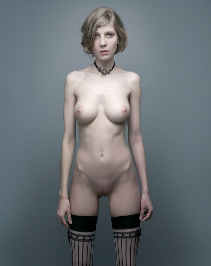 Nude anorexia photos