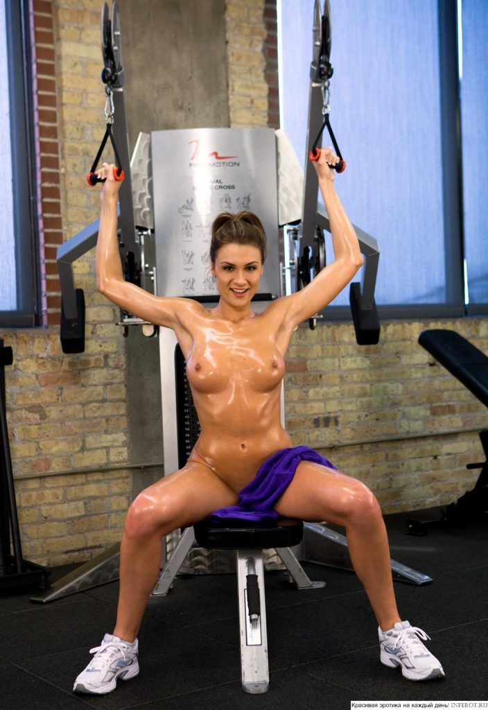 Naked workout girls #3