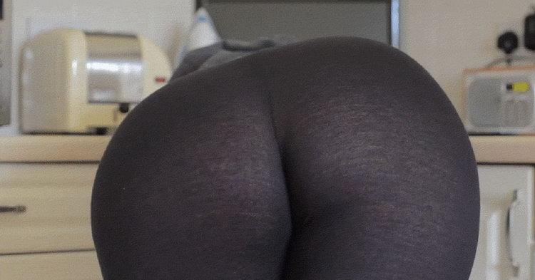 фото гимнасток сзади