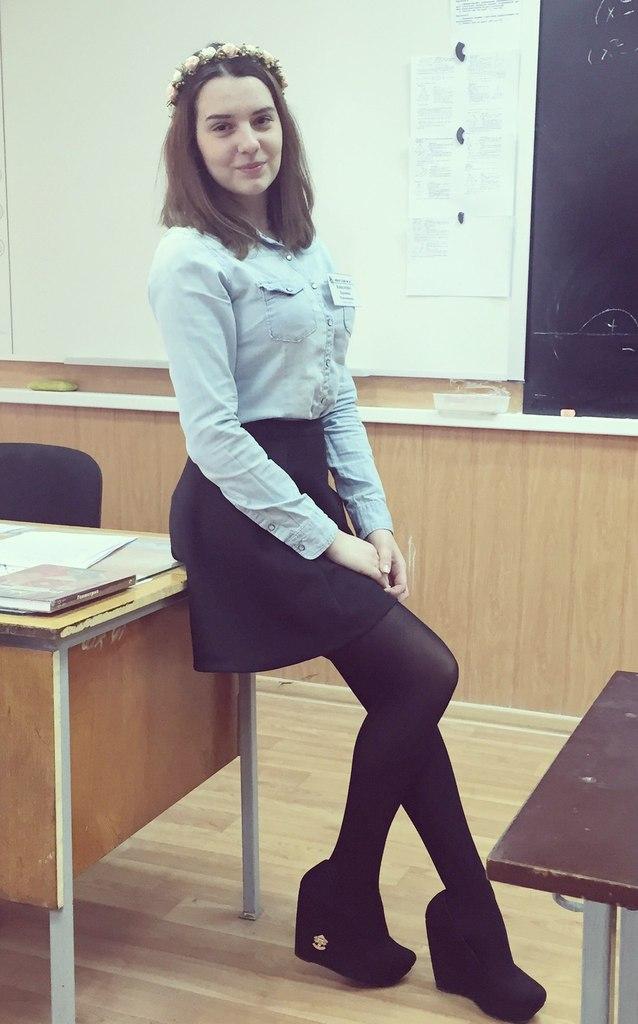 анальный секс учительницы фото