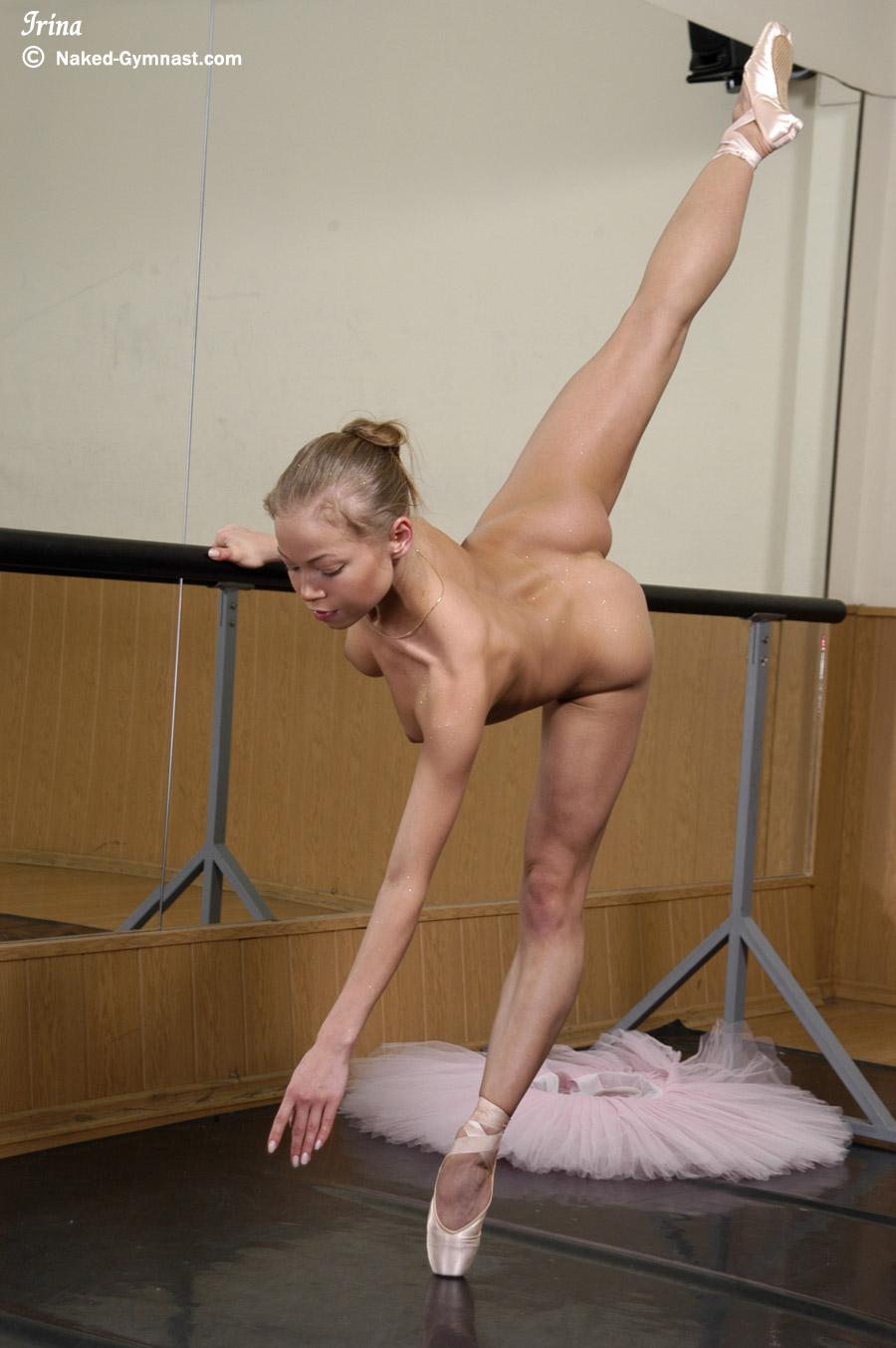 Фото порно гимнастки балерины