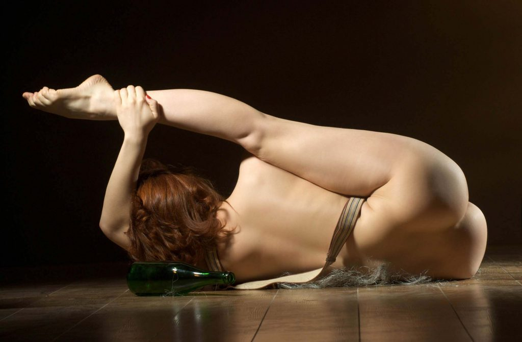 эротика фото гимнастика