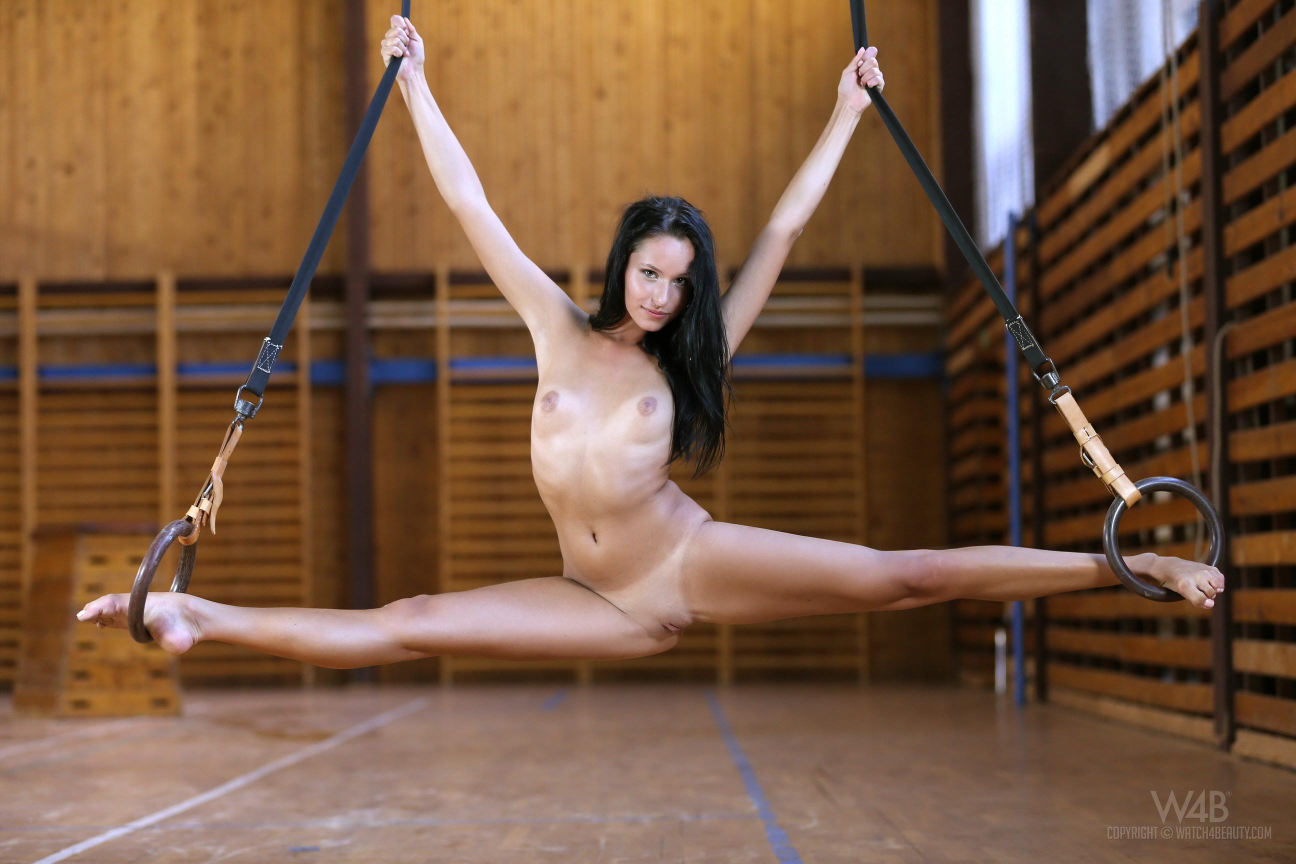 Фото гимнасток эро