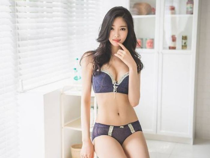 Азиатки красотки