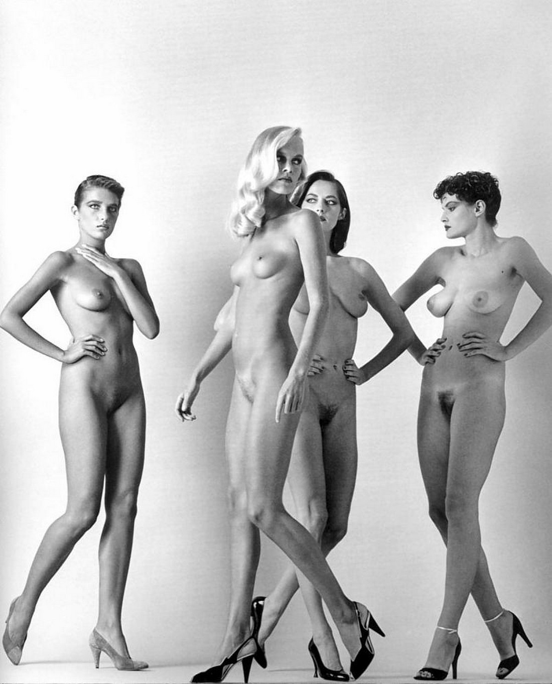 Twenties nudes