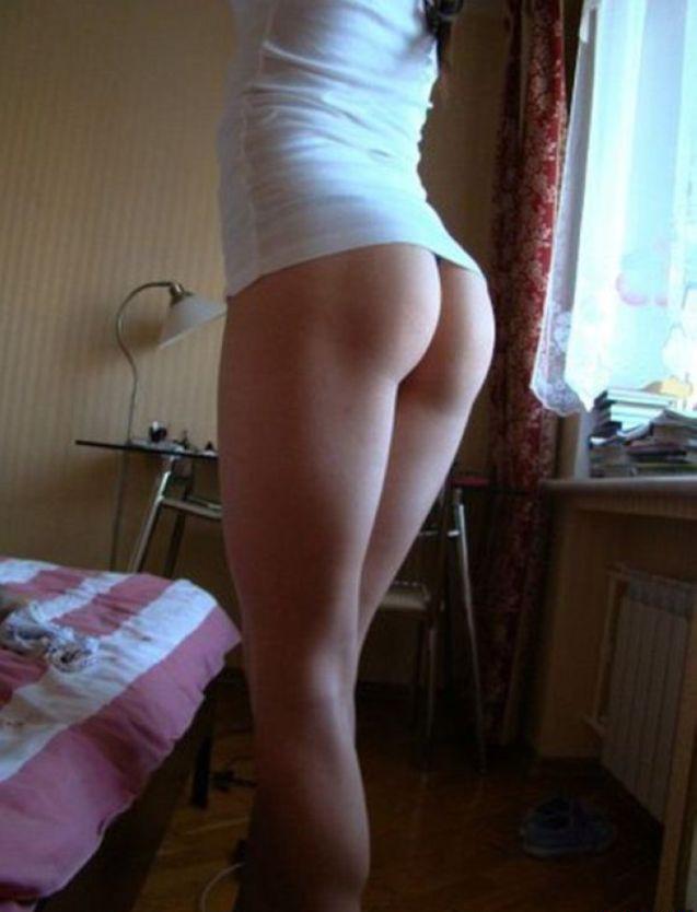 Женские попы фото частное