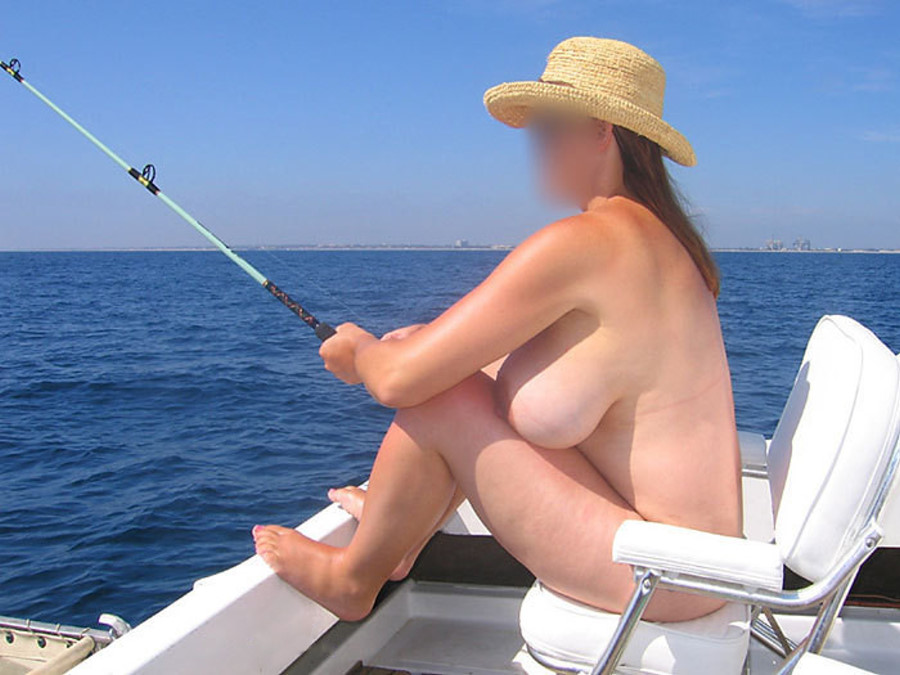 Gone fishing nude, goth tits sex