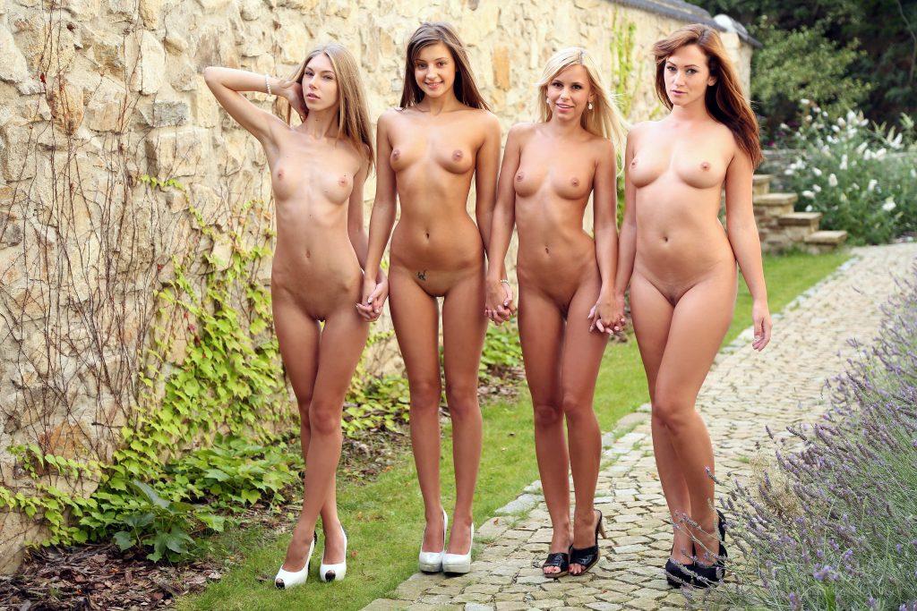 Фото голых красивых молодых девушек студенток 29730 фотография