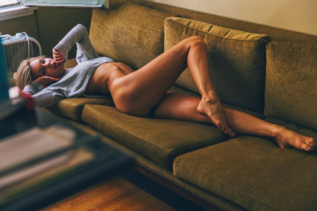 Ножки Девушек Обнаженные Фото
