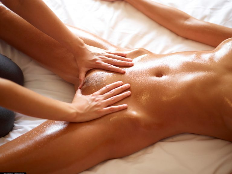 фото эротического массажа для женщин фото