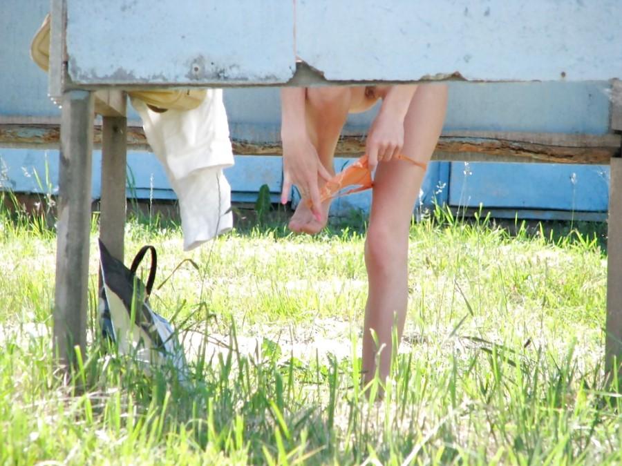 подсмотренное фото голых девушек