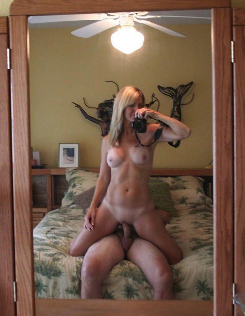 Selfies naked