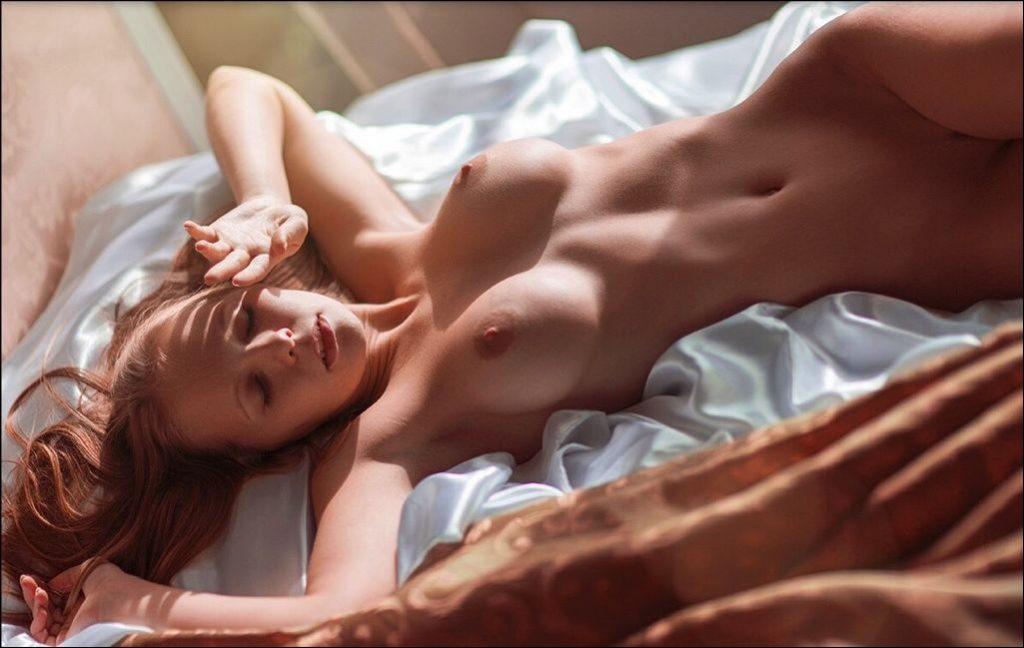 эротические фотографии под небом-фя2
