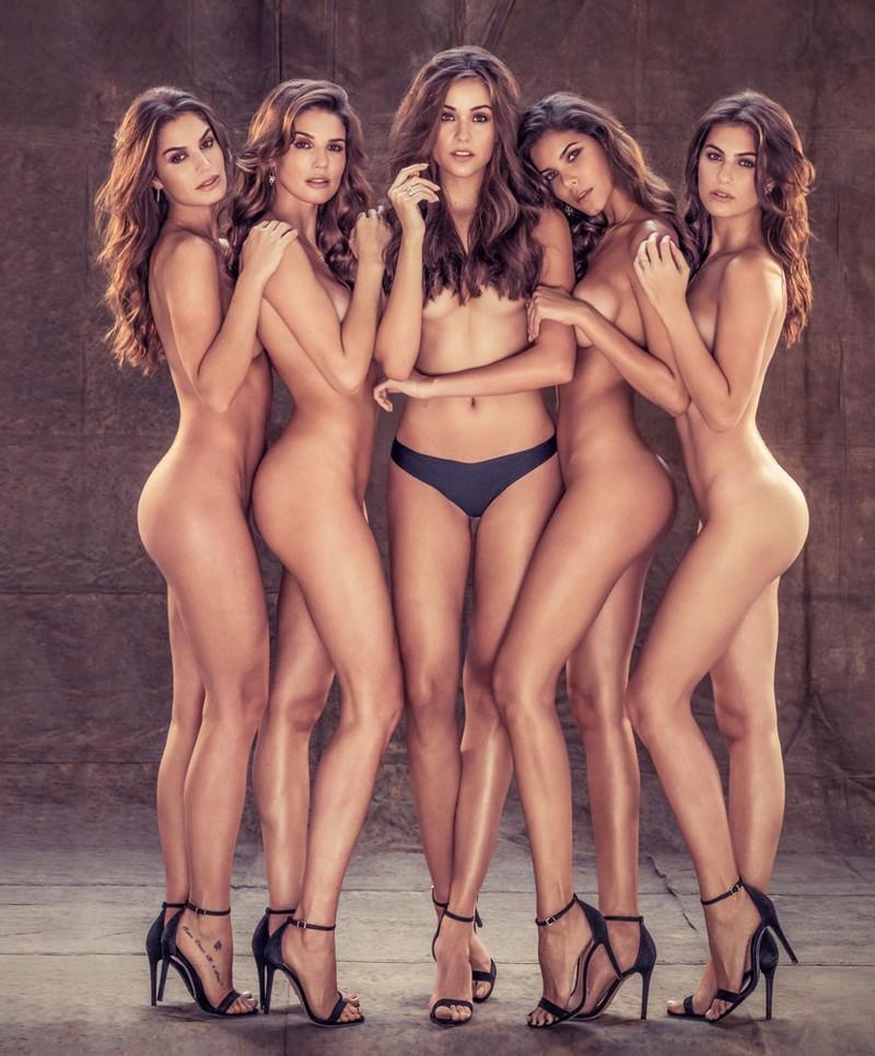 The best model of naked