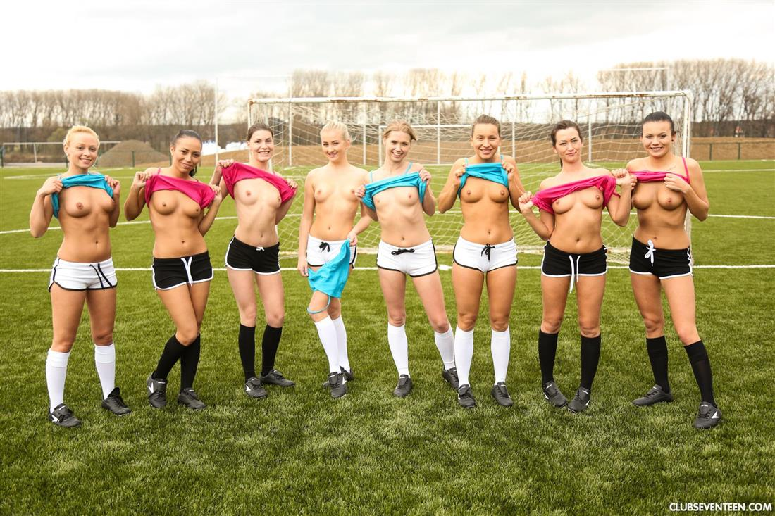 Usa football girls nude