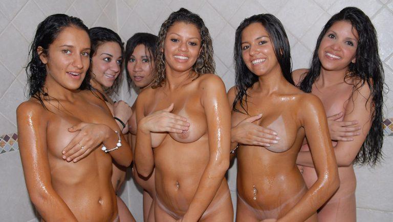 Naked milf