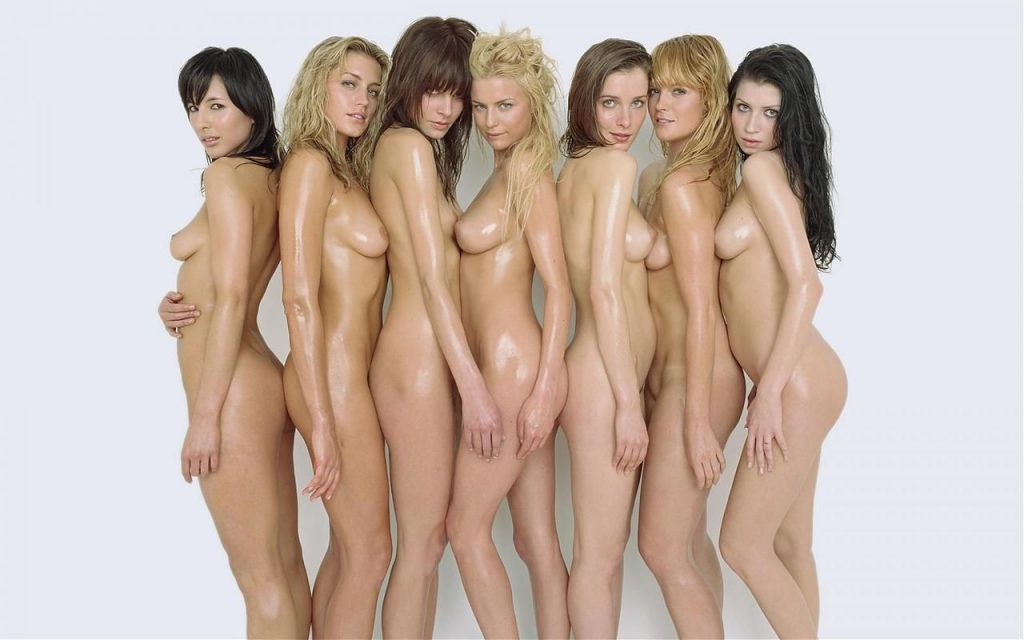 Group nude women spice girls