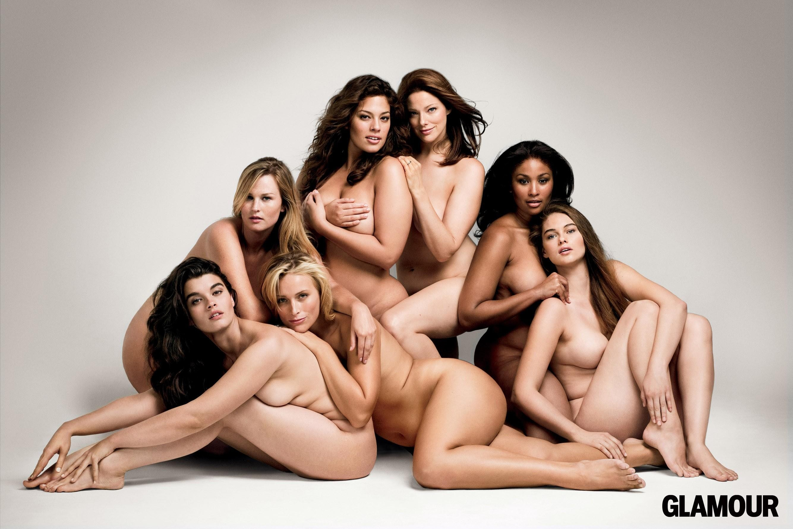 Two and a half men women nude