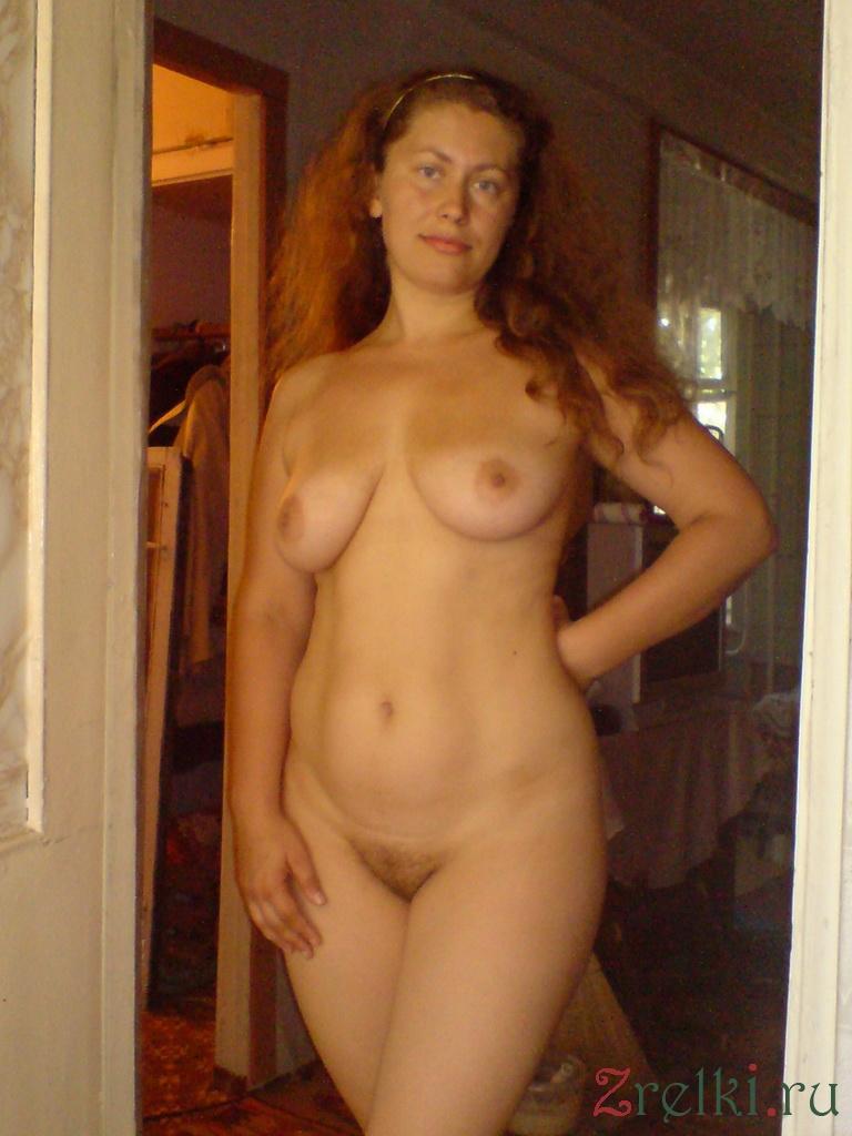 Любительские фото голых русских женщин