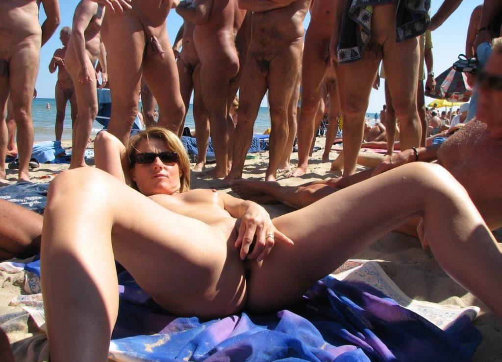 нудистский секс фото видео