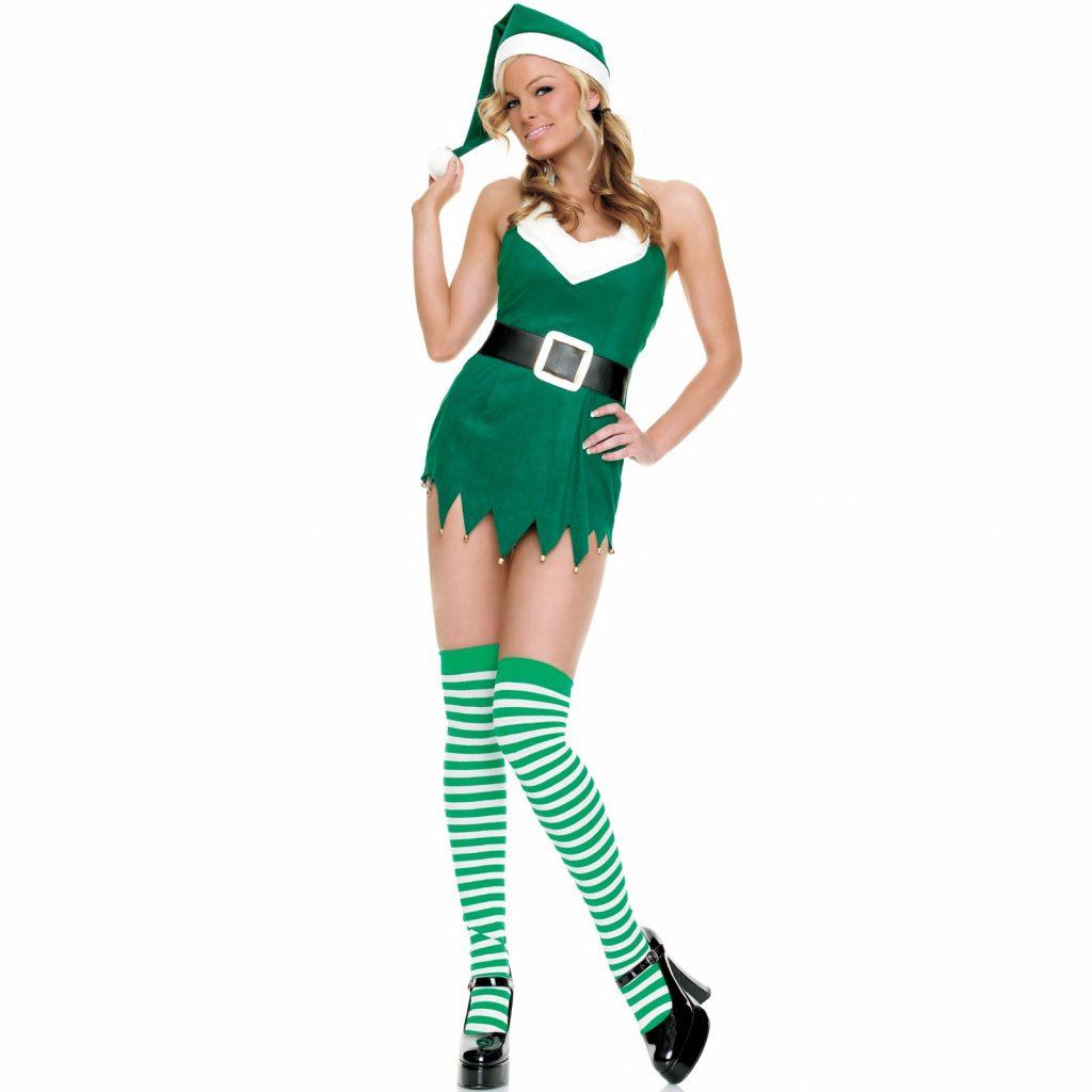 Elf costume sex porn images
