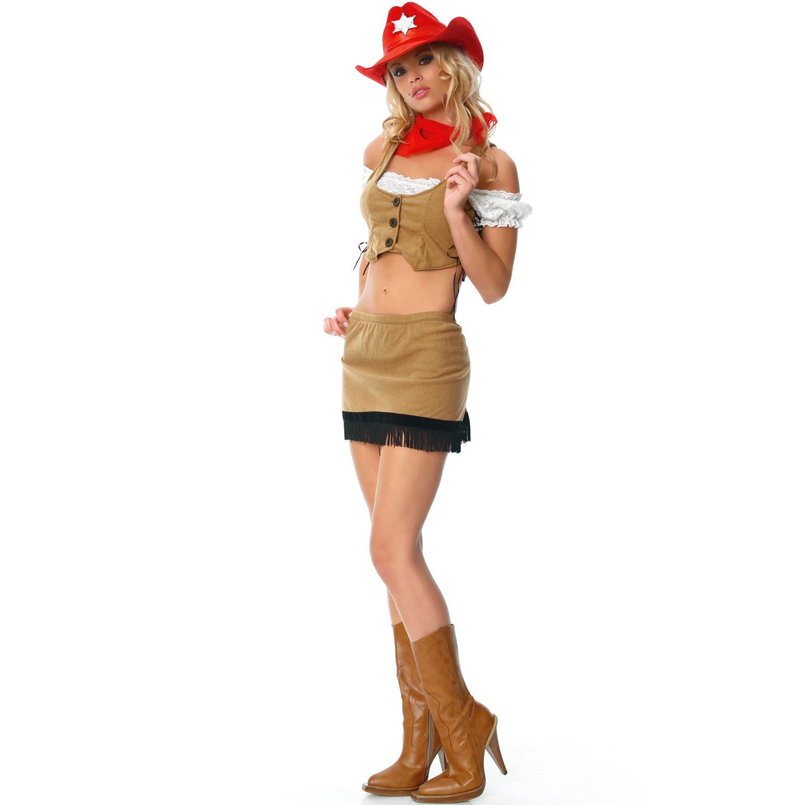 Xxx cowgirl costume — photo 1