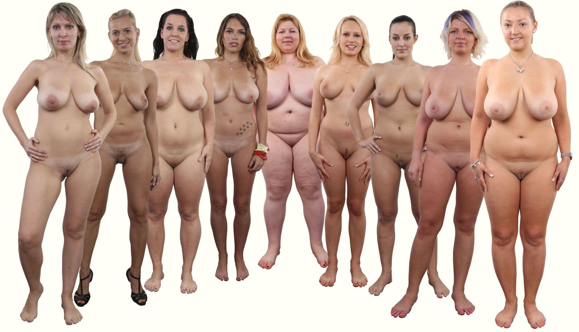 Кастинг Обнаженных Женщин