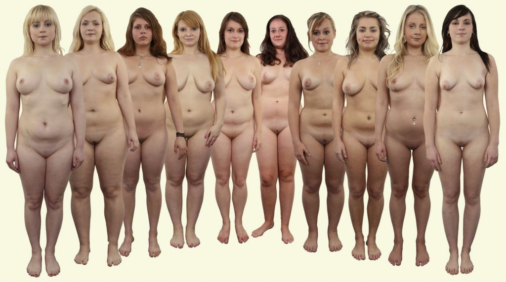 Pictures of naked girls but no faces