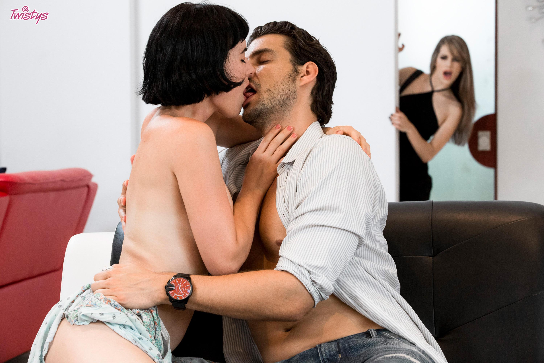 Любительское БДСМ порно с участием моей бывшей жены