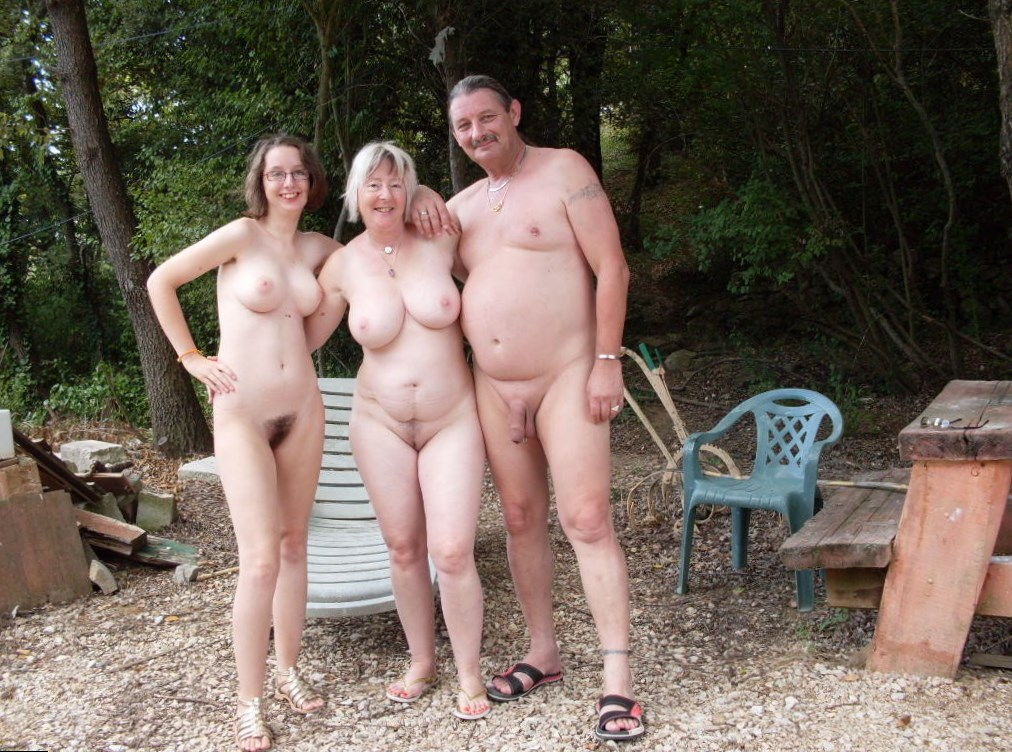 Nude swedish photos family