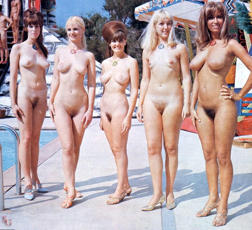 Miss nude america photo
