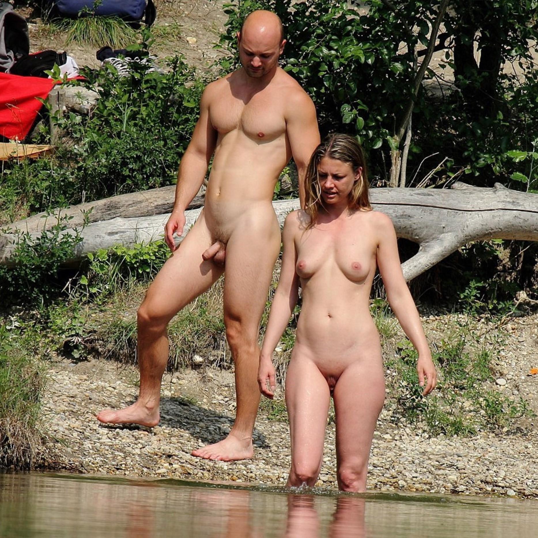 Европейская Семья Натуристов Порно Фото