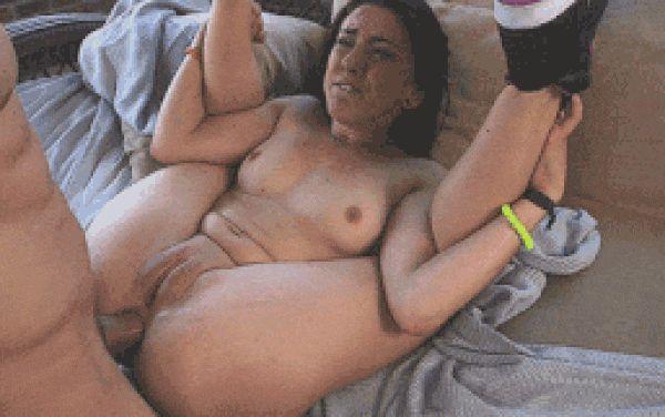 Порно Гифки Аву Адамс В Жопу