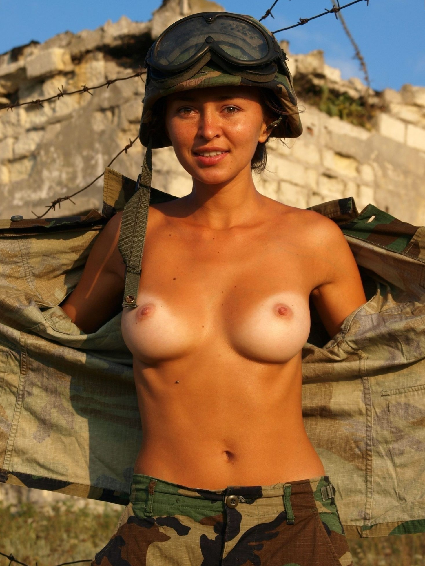 See And Save As Women Of The Military Naked Porn Pict